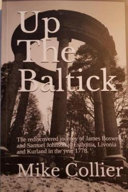 Up the Baltick book cover