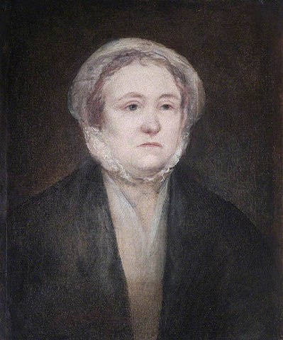 Portrait of Anna Williams by Frances Reynolds (ca. 1775)