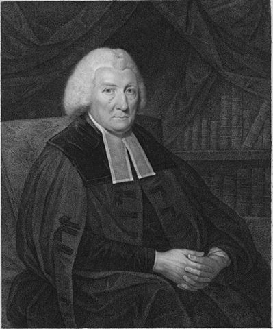 Hugh Blair. Engraving by Francesco Bartolozzi after a painting by Sir Henry Raeburn