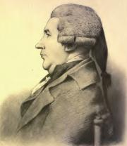 James Boswell, 1793, from a drawing by George Dance