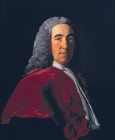 Portrait of Alexander Boswell, Lord Auchinleck