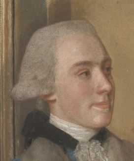 Portrait of Lord Mountstuart