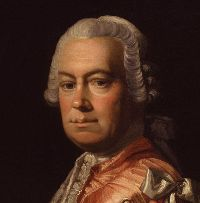 Portrait of Sir Andrew Mitchell by Allan Ramsay