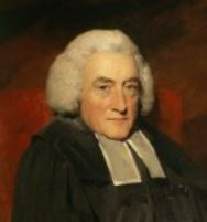 Detail from a portrait of William Robertson (ca. 1780)